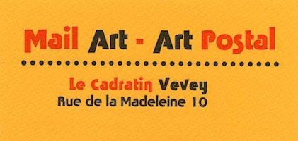 Exposition Le Cadratin – Vevey
