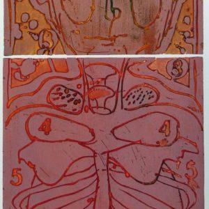 Roger Dewint - Essai - Gravure