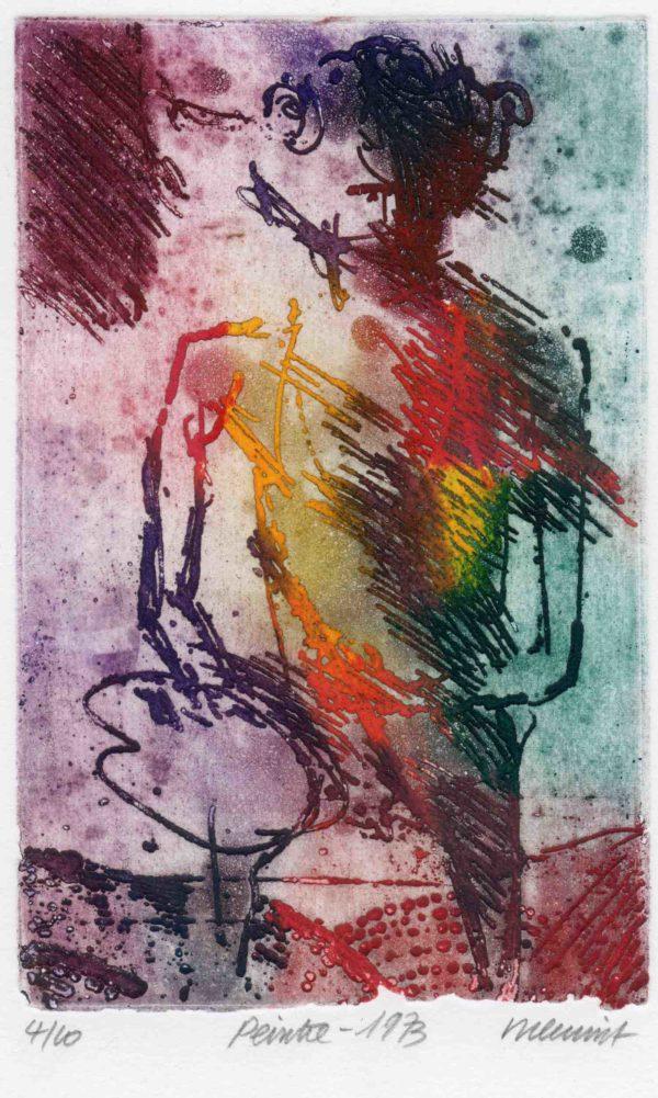 Roger Dewint - Peintre - Gravure