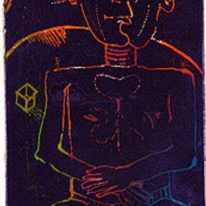 Roger Dewint - Souffle - Gravure