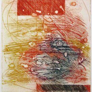 Roger Dewint - Ulysse - Gravure