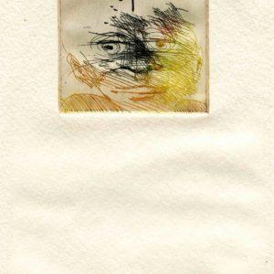 Roger Dewint - Cible - Gravure