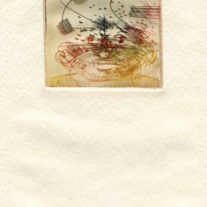 Roger Dewint - Longueur - Gravure