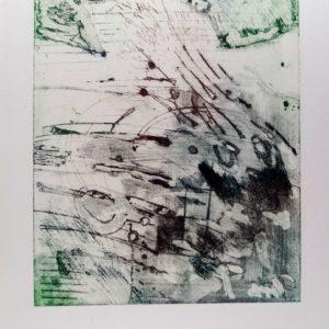 Roger Dewint - Verdure - Gravure