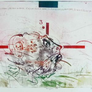 Roger Dewint - Homonyme - Gravure