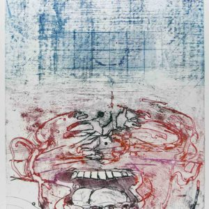 Roger Dewint - Aporie - Gravure