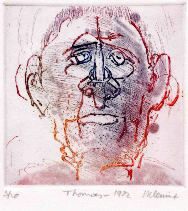 Roger Dewint - Thomas - Gravure