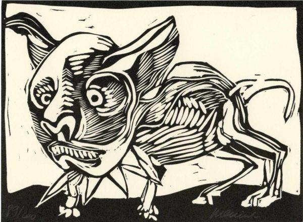 Roger Dewint - 4x624 (6) - Gravure