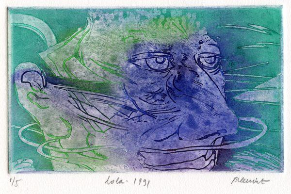 Roger Dewint Graveur - Lola