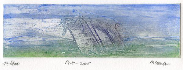 Roger Dewint Graveur - Pont