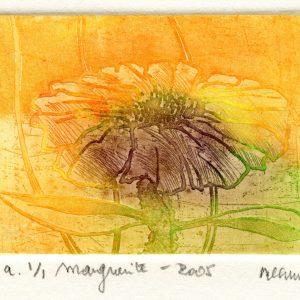 Roger Dewint Graveur - Margerite