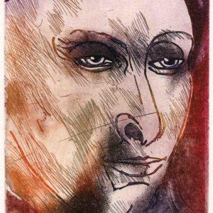 Roger Dewint - Arnolfini - Gravure