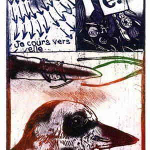 Roger Dewint - L'affiche - Gravure