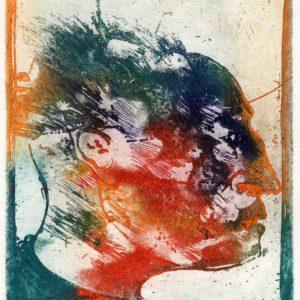 Roger Dewint - Brutus - Gravure