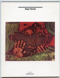 Roger Dewint - Monogaphie Woluwé