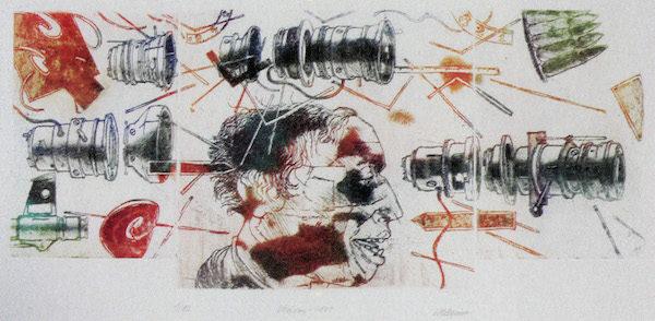 Roger Dewint - Gravure Vision 2011