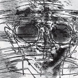 Roger Dewint - Gravure - Lulu