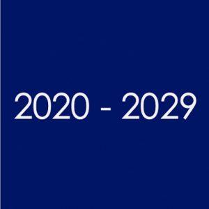 2020 - 2029